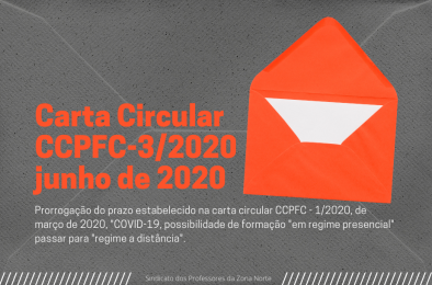 Carta circular nº3 CCPFC jun 2020
